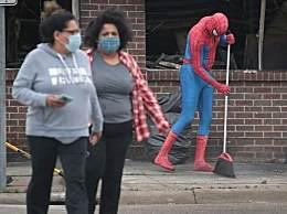 热心邻居蜘蛛侠
