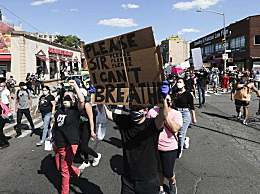 美抗议或致疫情高峰