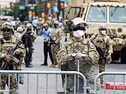 美民众支持部署军队