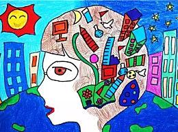 世界环境日生态文明环境手抄报绘画