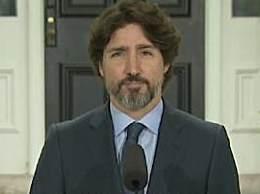 特鲁多记者会沉默20秒 承认加拿大也存在种族歧视