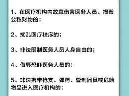 天津拟将医闹纳入失信人员名单