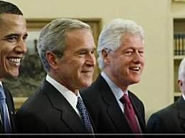 美国四任前总统发声