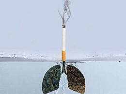 27岁小伙每天4包烟患癌