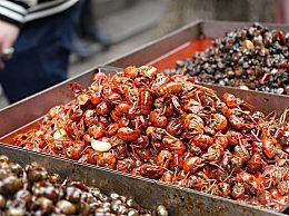 小龙虾哪些部位不能吃