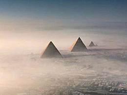金字塔下面埋的是什么 金字塔下惊现超自然文明