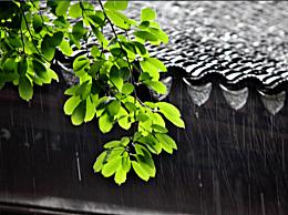 江南进入梅雨期