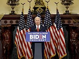 拜登获总统候选提名
