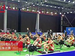 中国赛艇队破两项纪录 疫情以来首个专业竞技体育赛事