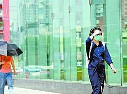 北京发布今年首个高温预警
