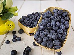 蓝莓放冰箱可以放多久?蓝莓放冰箱一个月还能吃吗
