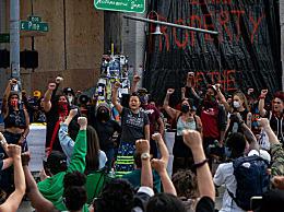 美国首个无警察自治区成立 美国西雅图市示威进一步升级