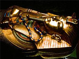 全球十大古墓珍宝:埃及法老陵墓举世无双