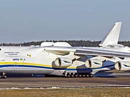 世界上最大的飞机能 携带65万公斤货物
