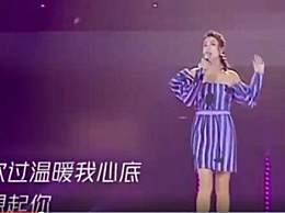 张雨绮唱粉红色的回忆原因