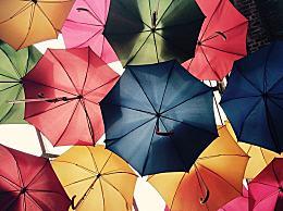 雨伞有防晒效果吗