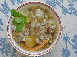绿豆汤怎么煮容易烂