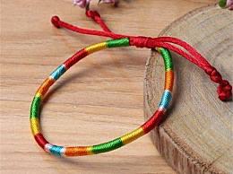 端午节戴五彩绳的原因及寓意