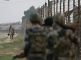 印巴在克什米尔交火