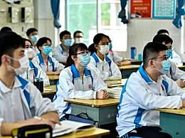 高考中发热咳嗽需到隔离考场