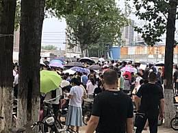 北京数百万人查核酸