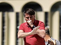 巴西总统博索纳罗称已感染新冠