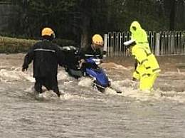 湖北宜昌暴雨
