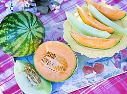吃哈密瓜的好处和功效作用