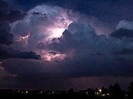 印度雷暴天致107人死