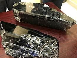 奇闻!坦桑尼亚男子发现巨型宝石 其中一块重18斤