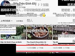 网友反映有越南博主抄袭李子柒