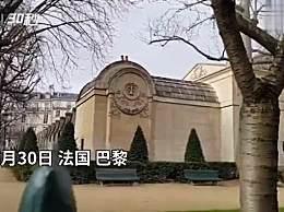 法国一教堂裂缝藏500具遗骸