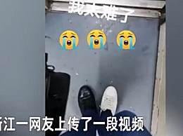 坐火车一只皮鞋被上铺穿走