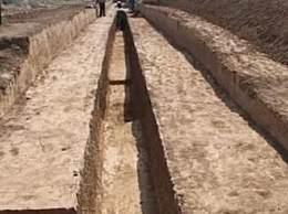 陕西咸阳发现完整隋代家族墓园