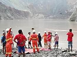 缅甸矿区塌方162人遇难