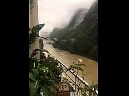 神仙阳台房雨季现状