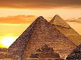 揭金字塔千年未解之谜 金字塔原来是这么建起来的