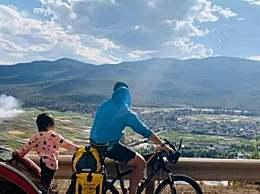 带4岁女儿骑行西藏奶爸回应质疑