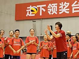 郎平将在东京奥运会后隐退 抓紧时间培养接班人