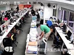 李国庆撬保险柜视频曝光