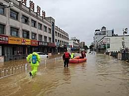 中国气象局连发三个预警 多地有大暴雨甚至气象灾害