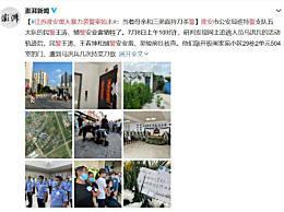 江苏重大暴力袭警案始末 马氏兄弟持刀拒捕被制伏