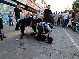 江苏淮安重大暴力袭警案始末 七旬母亲目睹二子持刀袭警全部过程