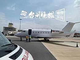 台州商人270万包机回国治疗新冠