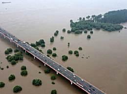 长江流域平均降雨近60年同期最多 长江流域平均降雨量达403毫米