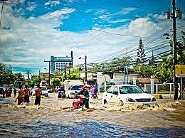 遇到洪水的自救方法