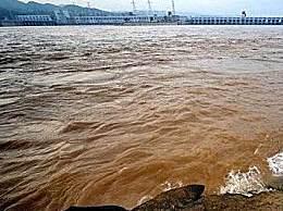 淮河发生2020年第1号洪水