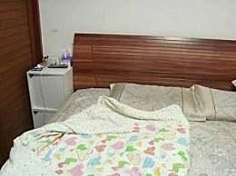 杭州女子睡觉时离奇失踪