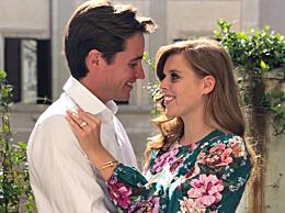 英王室最低调婚礼