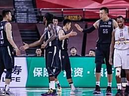 辽宁男篮豪取六连胜